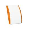 Satel SPW220O beltéri hang- és fényjelző, piezó hangszóró, narancssárga színű LED-es optikai jelzés