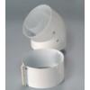 Saunier Duval SDC Toldó ívidom 45 º 100/60 mm (db-ár, de egy csomag két elemből áll) A2033000