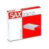Sax Tűzőkapocs, 23/10, horganyzott, SAX [1000 db]