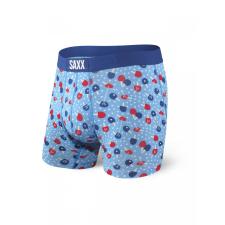 SAXX Boxer Saxx Vibe Boxer Brief Méret: S / Szín: világoskék férfi alsó