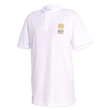 SBS sbs galléros póló (fehér) 39605 férfi póló
