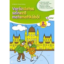 Schädtné Simon Andrea SCHÄDTNÉ SIMON ANDREA - VARÁZSLATOS SZÍNEZÕ MATEMATIKÁBÓL 2. ÉVFOLYAM - A KÖTET gyermek- és ifjúsági könyv
