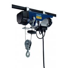 Scheppach / Woodster Scheppach HRS 250 - elektromos drótköteles csörlő-emelő emelőgép