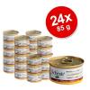 Schesir Natural gazdaságos csomagolásban 24 x 85 g - Tonhalas