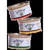 Schesir Natural tonhal, szardínia és rízs 12x85g
