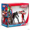 Schleich bábus Batman vs Harley Quinn Liga de la Justicia DC Comics gyerek