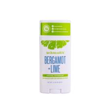 Schmidt's Alumínium mentes bergamott-lime dezodor 92 g dezodor