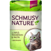 Schmusy Nature Macska Alutasakos Vad+Tonhal 100g