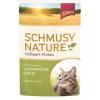 Schmusy Nature Vollwert-Flakes Macska Alutasakos Nyúl+Rizs 100g