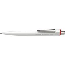 """SCHNEIDER Golyóstoll, 0,5 mm, nyomógombos, SCHNEIDER """"K3"""", piros toll"""
