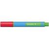 """SCHNEIDER Golyóstoll, 0,7 mm,  """"Link-it"""", összeilleszthető, piros"""