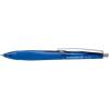 """SCHNEIDER """"Haptify"""" 0,5 mm nyomógombos sötétkék színű tolltest kék golyóstoll"""