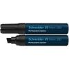 "SCHNEIDER ""Maxx 280"" 4-12 mm vágott fekete alkoholos marker"