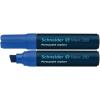 "SCHNEIDER ""Maxx 280"" 4-12 mm vágott kék alkoholos marker"