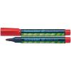 """SCHNEIDER """"Maxx Eco 110"""" 1-3 mm kúpos piros tábla- és flipchart marker"""