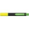 """SCHNEIDER Szövegkiemelő, 1-4 mm,  """"Link-it"""", összeilleszthető, sárga"""