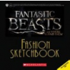 Scholastic Fantastic Beasts and Where to Find Them: Colouring and Creativity Book: Fashion Sketchbook