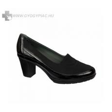 Scholl MILLI női fekete cipő memory cushion talpbetéttel 35-42