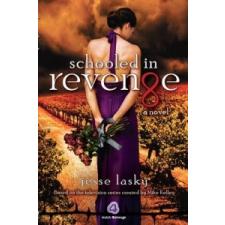 Schooled in Revenge – Jesse Lasky idegen nyelvű könyv