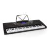 Schubert Etude 225 USB, gyakorló villanyzongora, 61 billentyű, USB-MIDI lejátszó, alulvilágított billentyűk