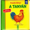 Schwager & Steinlein Verlag Puzzle-könyv: A tanyán