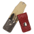Schwertloewen Solingen 3 részes manikűrkészlet piros tokban MA8714-03
