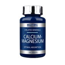 Scitec Essentials Calcium-Magnesium 100 tabletta vitamin és táplálékkiegészítő