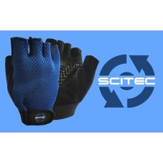 Scitec Nutrition Kesztyű Basic Blue férfi kék L Scitec Nutrition