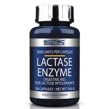 Scitec Nutrition Lactase Enzyme 100 kaps vitamin