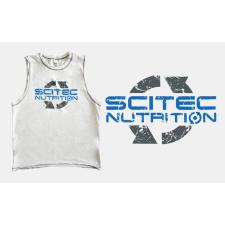 Scitec Nutrition SCITEC SLEEVELESS T-SHIRT fehér férfi póló