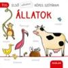 Scolar Kiadó Első ablakos képes szótáram - Állatok