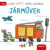 Scolar Kiadó Első ablakos képes szótáram - Járművek