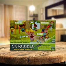 Scrabble tanuljunk angolul! társasjáték