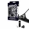 Screamig Panty - akkus, rádiós vibrációs tanga (fekete)