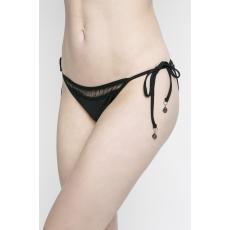 Seafolly Bikini alsó WildatHeart - fekete