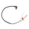 Sec-CAM SJ-AV, USB-AV kábel - akár FPV-hez (kamera segítségével irányított repülő járműhöz - SJCAM SJ4000, M10, M20, SJ5000, X1000 sorozatokhoz