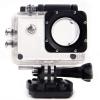 Sec-CAM SJ-VT5000, PÓT vízálló kültéri kamera ház SJCAM SJ5000 sorozathoz - a gyári tartozék ház pótlása - kizárólag SJCAM SJ4000 akciókamerához