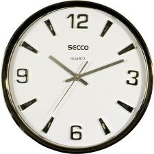 Secco Falióra, 30 cm, mély keret, SECCO, ezüst tapéta, díszléc és más dekoráció
