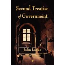 Second Treatise of Government – John Locke idegen nyelvű könyv