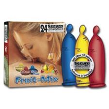 Secura Gyümölcs-mix óvszer óvszer