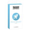 Secura Pocket Rocket - 49mm-es óvszerek (12db)