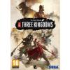 Sega Total War: Three Kingdoms PC játékszoftver