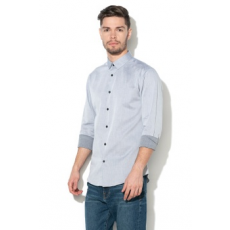 Selected Homme , John slim fit ing, Melange Világosszürke, S (16064524-LIGHT-GREY-MELANGE-S)