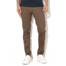 Selected Homme , Slim fit chino nadrág, Khaki, W32-L32 (16062973-SHITAKE-W32-L32)