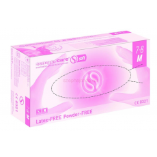 "SEMPERMED Sempercare Soft - Nitrli kesztyű ""L"" (Latex-Free, Powder-Free) 200 db"