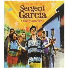 Sergent Garcia Una y Otra Vez (CD) világzene