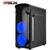 Serioux Gamer Powered by ASUS gaming asztali számítógép, Intel® Core™ i3-8100 3.60Ghz-es processzorral, Coffee Lake, 4GB RAM DDR4, 1TB HDD, ASUS GeForce® GT 1030 2GB (SRX-5949088513411)