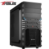 Serioux Gamer Powered by ASUS gaming asztali számítógép, Intel® Core™ i3-8300 3.7GHz-es processzorral, Coffee Lake, 8GB RAM DDR4, 1TB HDD, 120GB SSD, ASUS GeForce® GTX 1060 6GB GDDR5 (SRX-5949088513416)