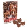 Sexy Xmas - Adventi csokinaptár - szív (75g)