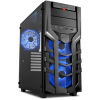 Sharkoon DG7000-G RGB táp nélküli ATX számítógépház fekete